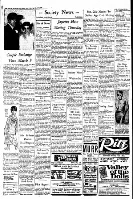 The Courier News from Blytheville, Arkansas on March 16, 1968 · Page 2