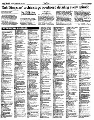 The Daily Herald from Chicago, Illinois on September 18, 1998 · Page 94