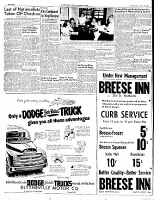 The Courier News from Blytheville, Arkansas on May 17, 1950 · Page 6