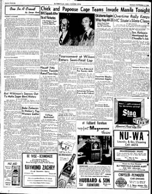 The Courier News from Blytheville, Arkansas on December 15, 1950 · Page 6