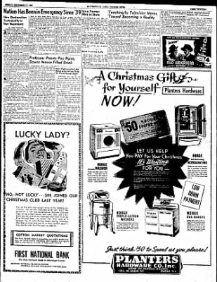 The Courier News from Blytheville, Arkansas on December 15, 1950 · Page 7