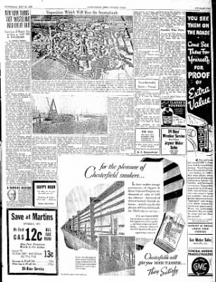 The Courier News from Blytheville, Arkansas on May 12, 1937 · Page 5