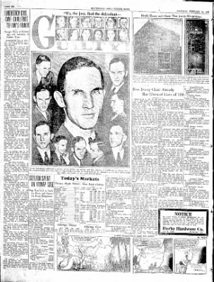 The Courier News from Blytheville, Arkansas on February 14, 1935 · Page 3