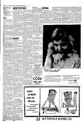 The Courier News from Blytheville, Arkansas on March 19, 1968 · Page 1