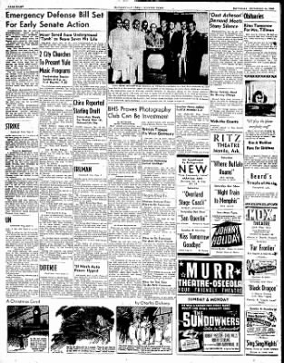 The Courier News from Blytheville, Arkansas on December 16, 1950 · Page 5