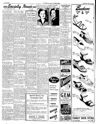 The Courier News from Blytheville, Arkansas on May 18, 1950 · Page 4