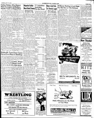 The Courier News from Blytheville, Arkansas on July 21, 1947 · Page 5
