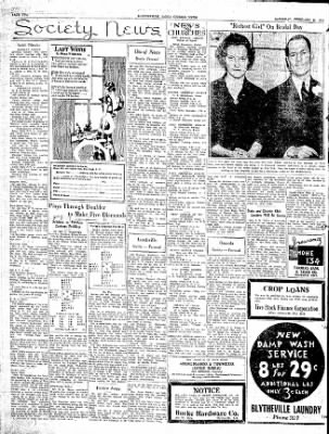 The Courier News from Blytheville, Arkansas on February 16, 1935 · Page 1
