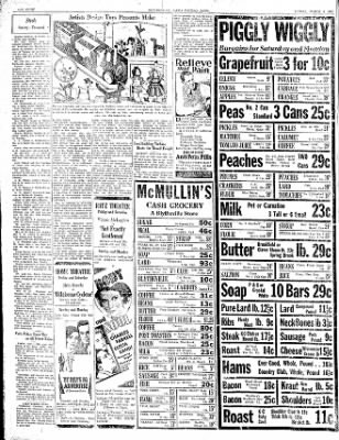 The Courier News from Blytheville, Arkansas on March 6, 1931 · Page 8