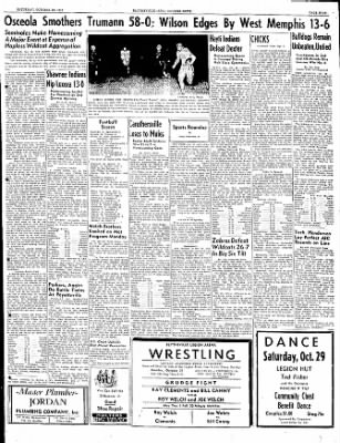 The Courier News from Blytheville, Arkansas on October 29, 1949 · Page 5