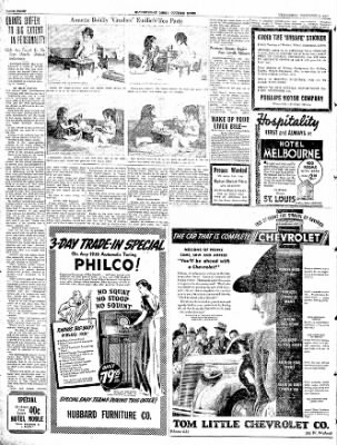 The Courier News from Blytheville, Arkansas on November 3, 1937 · Page 8