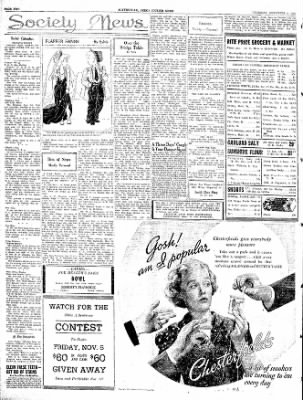 The Courier News from Blytheville, Arkansas on November 4, 1937 · Page 2