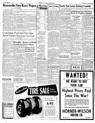 The Courier News from Blytheville, Arkansas on May 18, 1950 · Page 12