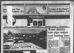 Palm Desert Post
