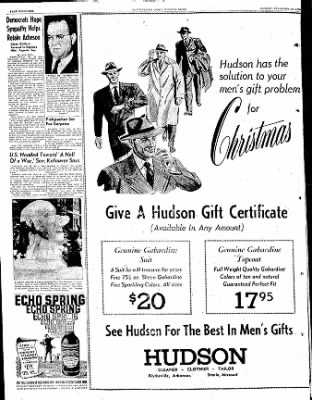 The Courier News from Blytheville, Arkansas on December 18, 1950 · Page 9