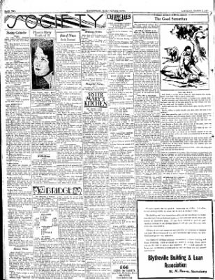 The Courier News from Blytheville, Arkansas on March 7, 1931 · Page 2