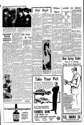 The Courier News from Blytheville, Arkansas on March 22, 1968 · Page 7