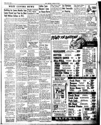 Kare Stehle argus from covina california on august 4 1950 page 3