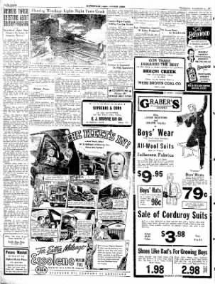 The Courier News from Blytheville, Arkansas on November 4, 1937 · Page 8