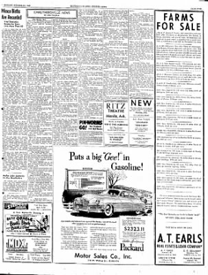 The Courier News from Blytheville, Arkansas on October 31, 1949 · Page 5