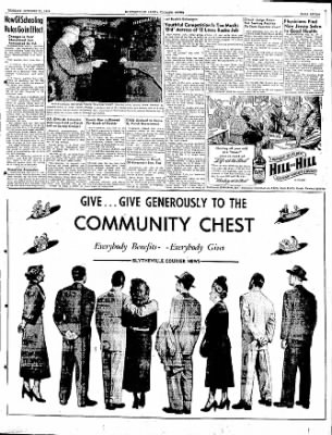 The Courier News from Blytheville, Arkansas on October 31, 1949 · Page 7
