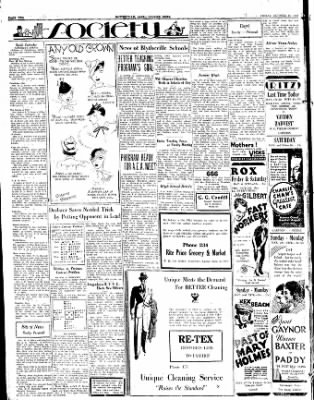 The Courier News from Blytheville, Arkansas on October 13, 1933 · Page 2