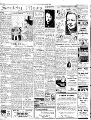 The Courier News from Blytheville, Arkansas on November 5, 1937 · Page 2