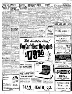 The Courier News from Blytheville, Arkansas on October 31, 1949 · Page 12