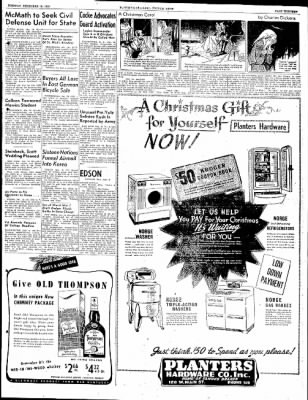 The Courier News from Blytheville, Arkansas on December 19, 1950 · Page 15