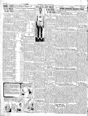 The Courier News from Blytheville, Arkansas on February 23, 1935 · Page 3