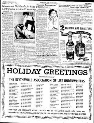 The Courier News from Blytheville, Arkansas on December 19, 1950 · Page 17