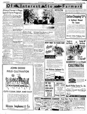The Courier News from Blytheville, Arkansas on May 19, 1950 · Page 12