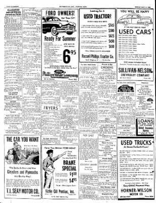 The Courier News from Blytheville, Arkansas on May 19, 1950 · Page 14