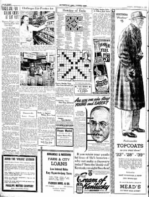 The Courier News from Blytheville, Arkansas on November 5, 1937 · Page 8