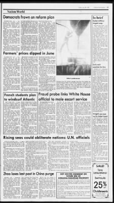 The Oshkosh Northwestern from Oshkosh, Wisconsin on June 30, 1989 · Page 11