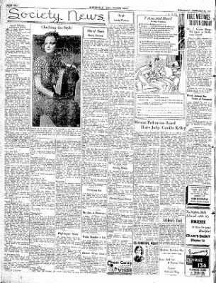 The Courier News from Blytheville, Arkansas on February 27, 1935 · Page 1