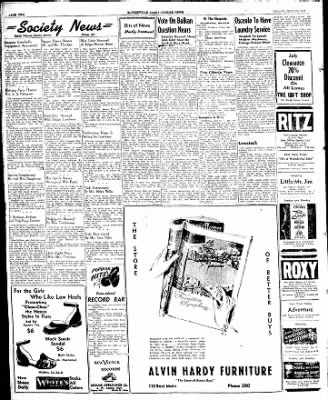 The Courier News from Blytheville, Arkansas on July 25, 1947 · Page 2