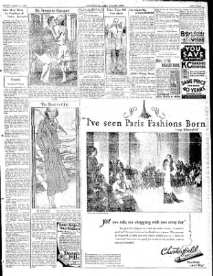 The Courier News from Blytheville, Arkansas on March 9, 1931 · Page 3