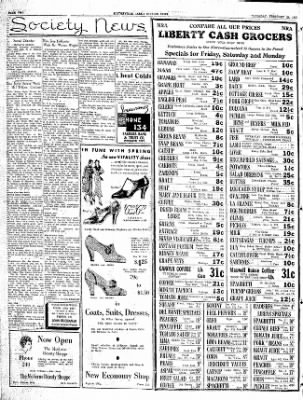 The Courier News from Blytheville, Arkansas on February 28, 1935 · Page 1