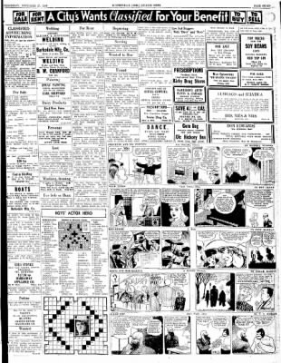 The Courier News from Blytheville, Arkansas on November 27, 1940 · Page 7