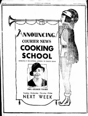 The Courier News from Blytheville, Arkansas on October 16, 1933 · Page 6