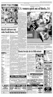 The Baltimore Sun from Baltimore, Maryland on September 22, 2003 · Page D3