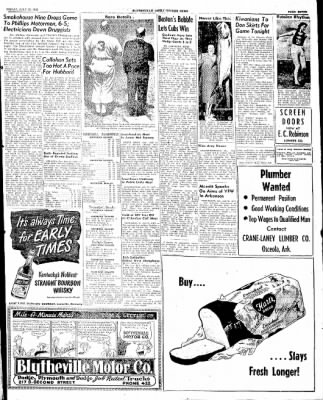 The Courier News from Blytheville, Arkansas on July 25, 1947 · Page 7