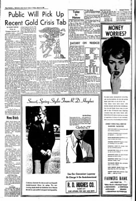 The Courier News from Blytheville, Arkansas on March 29, 1968 · Page 7