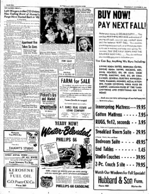 The Courier News from Blytheville, Arkansas on November 2, 1949 · Page 2