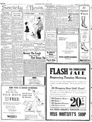 The Courier News from Blytheville, Arkansas on November 8, 1937 · Page 2