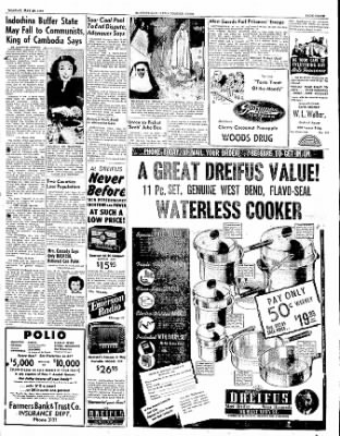The Courier News from Blytheville, Arkansas on May 22, 1950 · Page 3
