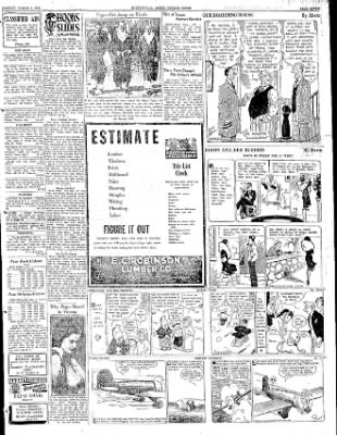The Courier News from Blytheville, Arkansas on March 9, 1931 · Page 7