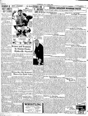 The Courier News from Blytheville, Arkansas on March 2, 1935 · Page 3