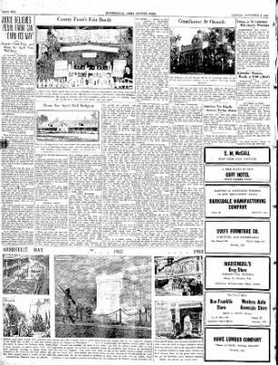 The Courier News from Blytheville, Arkansas on November 8, 1937 · Page 9
